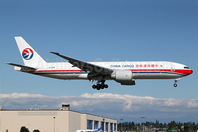 China Cargo Airlines Boeing 777-F6N B-2083 (msn 37717) PAE (Nick Dean). Image: 906863.