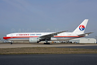 China Cargo Airlines Boeing 777-F6N B-2076 (msn 37711) CDG (Christian Volpati). Image: 904693.
