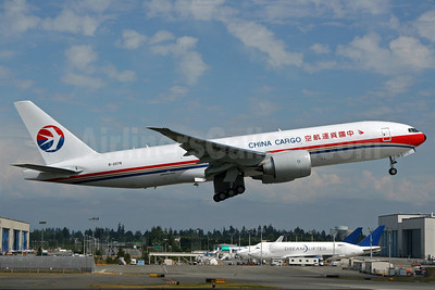 China Cargo Airlines Boeing 777-F6N B-2078 (msn 37714) PAE (Nick Dean). Image: 905242.
