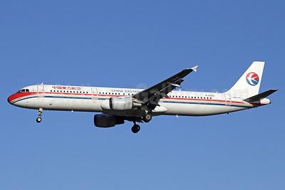 China Eastern Airlines Airbus A321-211 B-6329 (msn 3233) PEK (Michael B. Ing). Image: 912389.