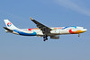 China Eastern Airlines Airbus A330-343 B-6127 (msn 781) (Better Flight, Better Trip) SHA (Yuji Wang). Image: 910838.