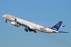 China Eastern Airlines Airbus A340-642 B-6053 (msn 577) (SkyTeam) LAX (Michael B. Ing). Image: 922269.
