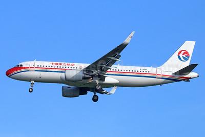 China Eastern Airlines Airbus A320-214 WL B-9941 (msn 5691) BKK (Michael B. Ing). Image: 936190.
