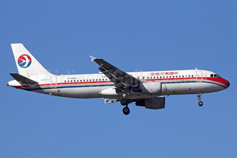 China Eastern Airlines Airbus A320-214 B-6008 (msn 2049) PEK (Michael B. Ing). Image: 912381.
