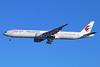 China Eastern Airlines Boeing 777-39P ER B-2002 (msn 43288) LAX (Michael B. Ing). Image: 931583.