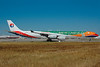 China Eastern Airlines Airbus A340-642 B-6055 (msn 586) (Expo 2010, Shanghai, China) FRA (Bernhard Ross). Image: 900633.