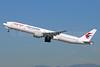 China Eastern Airlines Boeing 777-39P ER B-2025 (msn 43276) LAX (Michael B. Ing). Image: 931537.