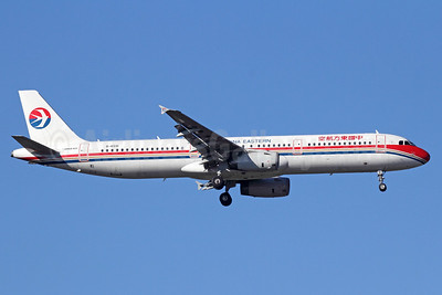 China Eastern Airlines Airbus A321-231 B-6591 (msn 3969) PEK (Michael B. Ing). Image: 912391.