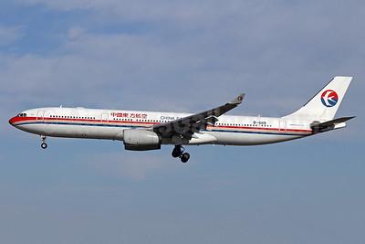 China Eastern Airlines Airbus A330-343 B-6119 (msn 713) PEK (Michael B. Ing). Image: 912394.