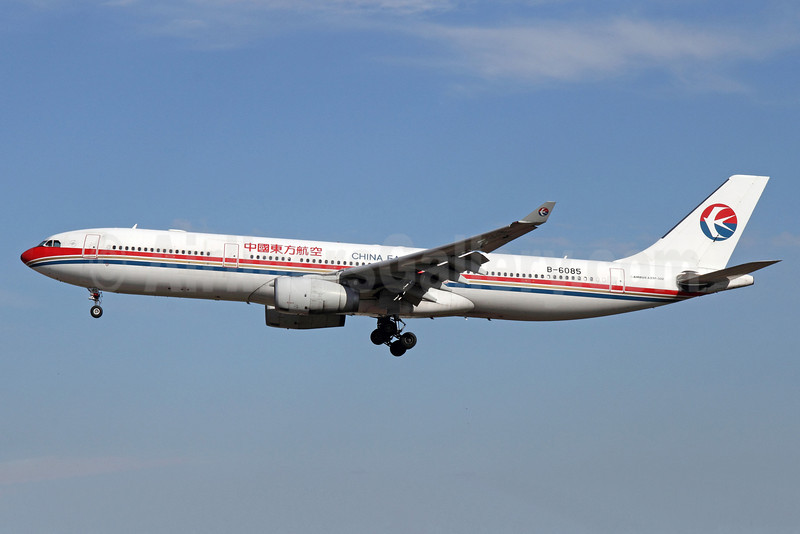 China Eastern Airlines Airbus A330-343 B-6085 (msn 836) PEK (Michael B. Ing). Image: 910683.