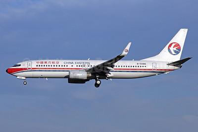 China Eastern Airlines Boeing 737-89P WL B-5086 (msn 32800) PEK (Michael B. Ing). Image: 912377.