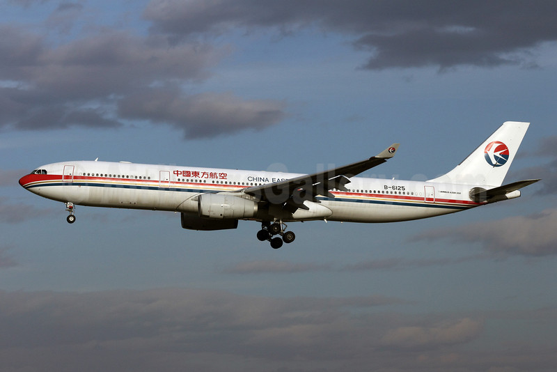 China Eastern Airlines Airbus A330-343 B-6125 (msn 773) PEK (Michael B. Ing). Image: 908634.