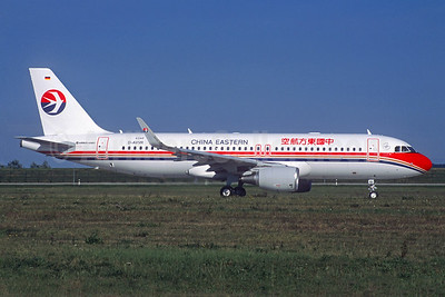 China Eastern Airlines Airbus A320-214 WL D-AVVR (B-1861) (msn 6260) XFW (Christian Volpati Collection). Image: 934719.