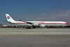 China Eastern Airlines Airbus A340-642 B-6052 (msn 514) LAX. Image: 904781.