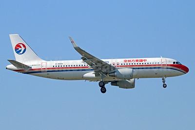 China Eastern Airlines Airbus A320-214 WL B-9950 (msn 5668) PEK (Michael B. Ing). Image: 922223.