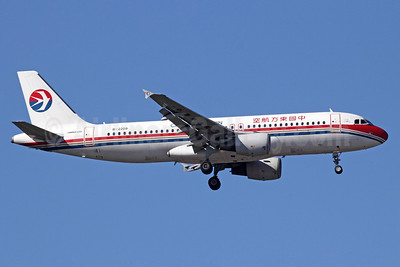 China Eastern Airlines Airbus A320-214 B-2209 (msn 1030) PEK (Michael B. Ing). Image: 912379.