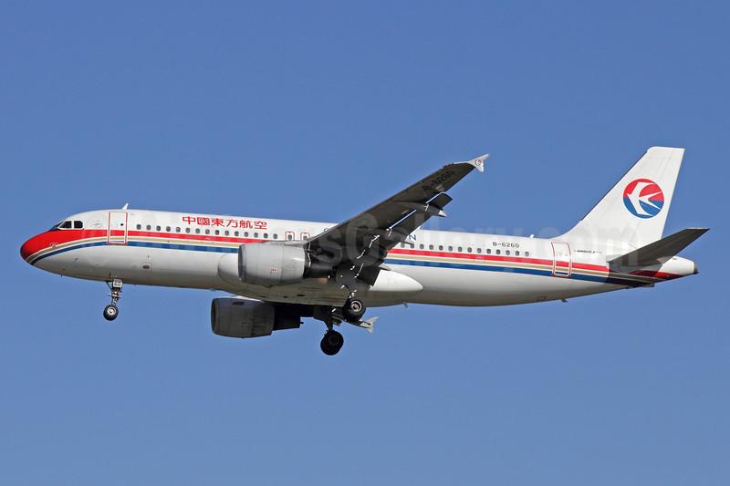 China Eastern Airlines Airbus A320-214 B-6260 (msn 2591) PEK (Michael B. Ing). Image: 912382.