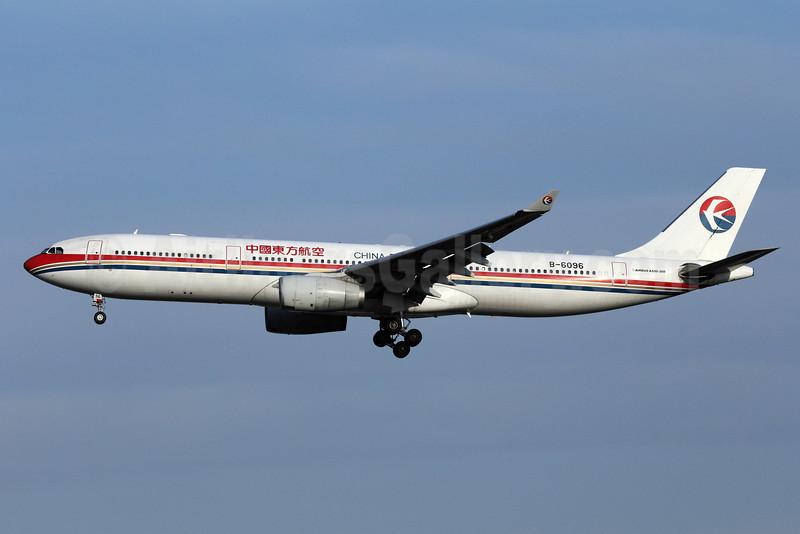 China Eastern Airlines Airbus A330-343 B-6096 (msn 862) PEK (Michael B. Ing). Image: 908632.
