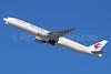 China Eastern Airlines Boeing 777-39P ER B-2002 (msn 43288) LAX (Michael B. Ing). Image: 926238.