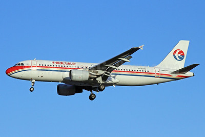 China Eastern Airlines Airbus A320-214 B-6335 (msn 3197) PEK (Michael B. Ing). Image: 912383.
