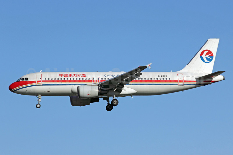 China Eastern Airlines Airbus A320-214 B-2398 (msn 1108) PEK (Michael B. Ing). Image: 907464.