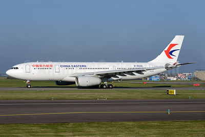 China Eastern Airlines Airbus A330-243 B-8226 (msn 1655) AMS (Ton Jochems). Image: 936197.
