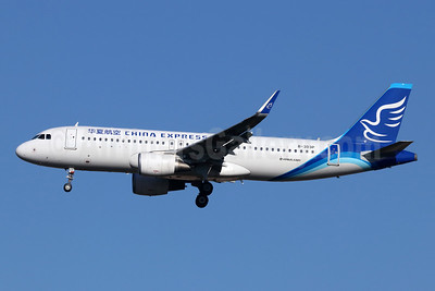 China Express Airlines Airbus A320-214 WL B-303P (msn 8435) TSN (Michael B. Ing). Image: 947995.