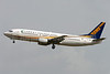 China Postal Airlines-EMS Boeing 737-45R (F) VT-JBA (B-2135) (msn 29035) SIN (K.C. Sim). Image: 901822.