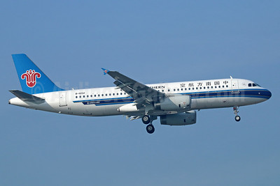 China Southern Airlines Airbus A320-232 B-1652 (msn 6506) PEK (Michael B. Ing). Image: 930494.