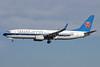 China Southern Airlines Boeing 737-86J WL B-5598 (msn 36877) PEK (Michael B. Ing). Image: 912312.