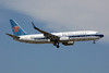 China Southern Airlines Boeing 737-83N WL B-5122 (msn 32610) BKK (Jay Selman). Image: 402245.