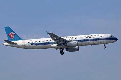 China Southern Airlines Airbus A321-231 B-2280 (msn 1596) PEK (Michael B. Ing). Image: 930495.