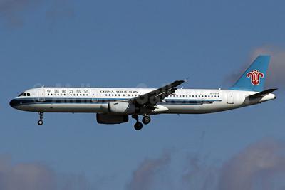 China Southern Airlines Airbus A321-231 B-2284 (msn 1974) PEK (Michael B. Ing). Image: 906963.