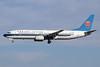 China Southern Airlines Boeing 737-81B B-5149 (msn 30699) PEK (Michael B. Ing). Image: 912310.