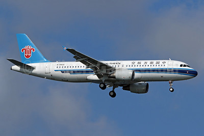 China Southern Airlines Airbus A320-232 B-9929 (msn 5693) SIN (Pascal Simon). Image: 939076.