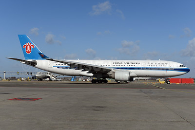 China Southern Airlines Airbus A330-223 B-6542 (msn 1297) AMS (Ton Jochems). Image: 938562.