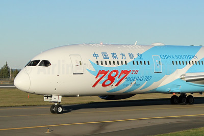 Boeing's 787th Boeing 787