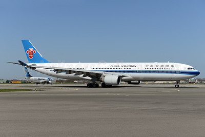 China Southern Airlines Airbus A330-343 B-5951 (msn 1536) AMS (Ton Jochems). Image: 930496.