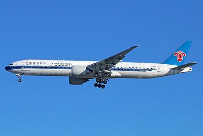 China Southern Airlines Boeing 777-31B ER B-2007 (msn 43221) LAX (Michael B. Ing). Image: 937844.
