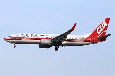 China United Airlines-CUA Boeing 737-86N WL B-5547 (msn 36806) PKX (Michael B. Ing). Image: 948151.