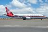 China United Airlines-CUA Boeing 737-89P WL B-1990 (msn 39736) HNL (Ivan K. Nishimura). Image: 924134.