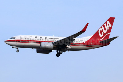 China United Airlines-CUA Boeing 737-79P WL B-5209 (msn 33042) PKX (Michael B. Ing). Image: 948150.