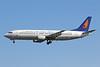 China Xinhua Airlines Boeing 737-46Q B-2987 (msn 28663) (Hainan Airlines colors) PEK (Michael B. Ing). Image: 905754.