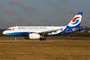 Chongqing Airlines Airbus A319-133 D-AVYO (B-6246) (msn 3836) XFW (Gerd Beilfuss). Image: 902592.