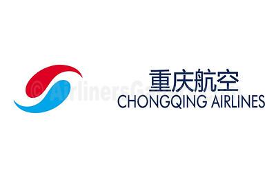 1. Chongqing Airlines logo