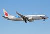 Dalian Airlines Boeing 737-89L WL B-5553 (msn 40026) PEK (Michael B. Ing). Image: 921710.