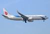 Dalian Airlines Boeing 737-89L WL B-5850 (msn 41311) PEK (Michael B. Ing). Image: 939354.