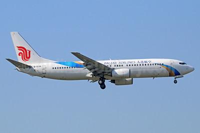 Dalian Airlines Boeing 737-86N B-5196 (msn 36810) PEK (Michael B. Ing). Image: 921712.