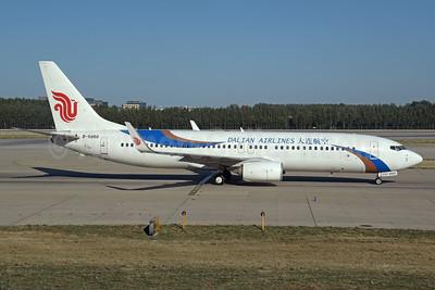Dalian Airlines Boeing 737-89L WL B-5850 (msn 41311) PEK (Rolf Wallner). Image: 939355.