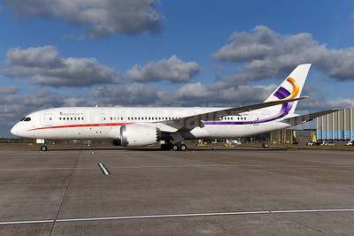 Deer Jet Boeing 787-8 Dreamliner 2-DEER (msn 35309) AMS (Ton Jochems). Image: 941312.